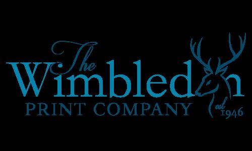 The Wimbledon Print Company Logo