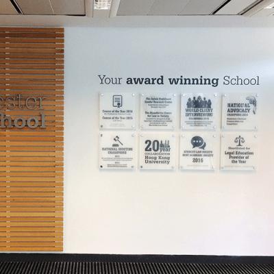 Acrylic Sign Displays