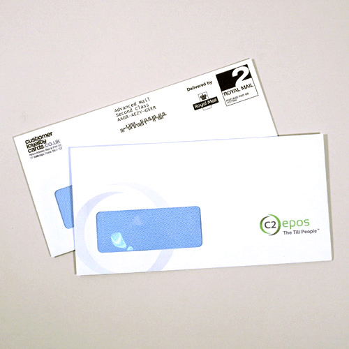 120gsm Peel & Seal Printed Envelopes