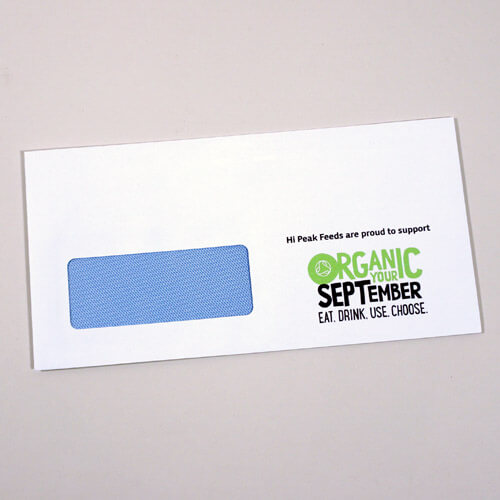 100gsm Self-seal Printed Envelopes