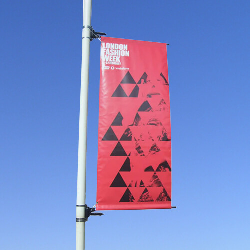 OUTDOOR BANNERS – WINDPROOF