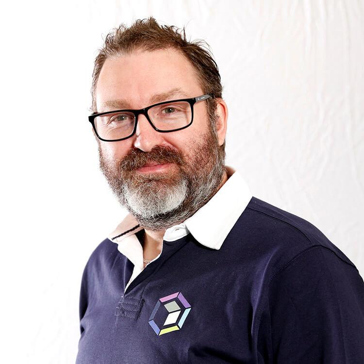 A picture of Steve Dixon