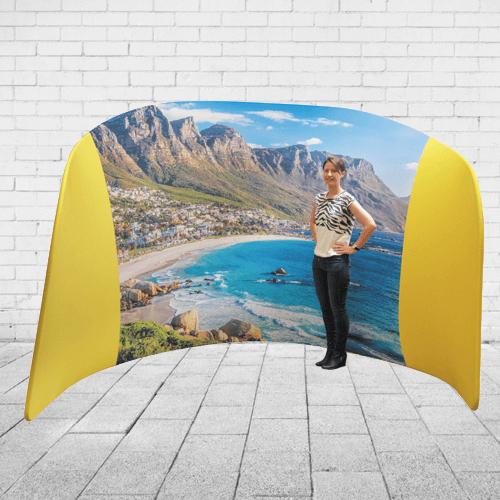 U Shaped Booth - Medium