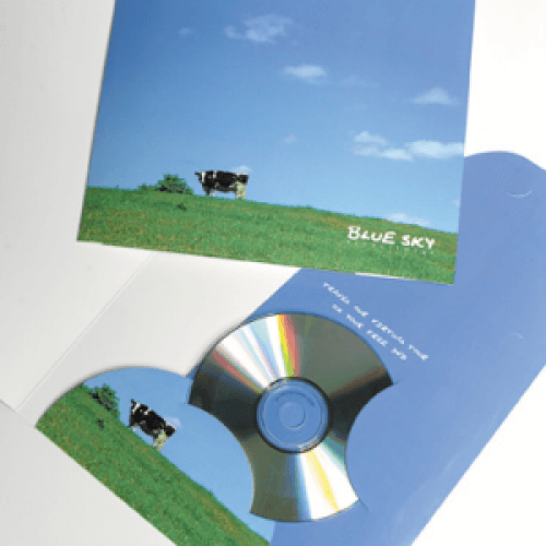 CD File Folders