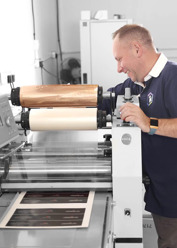 person printing wimbledon business studio
